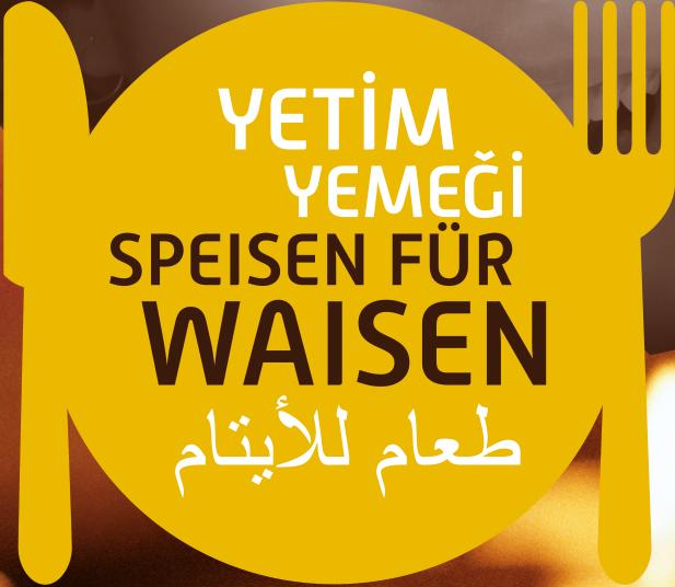 Speisen für Waisen Logo