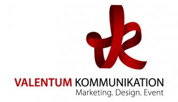 Valentum Kommunikation Logo