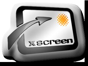 xScreen Logo