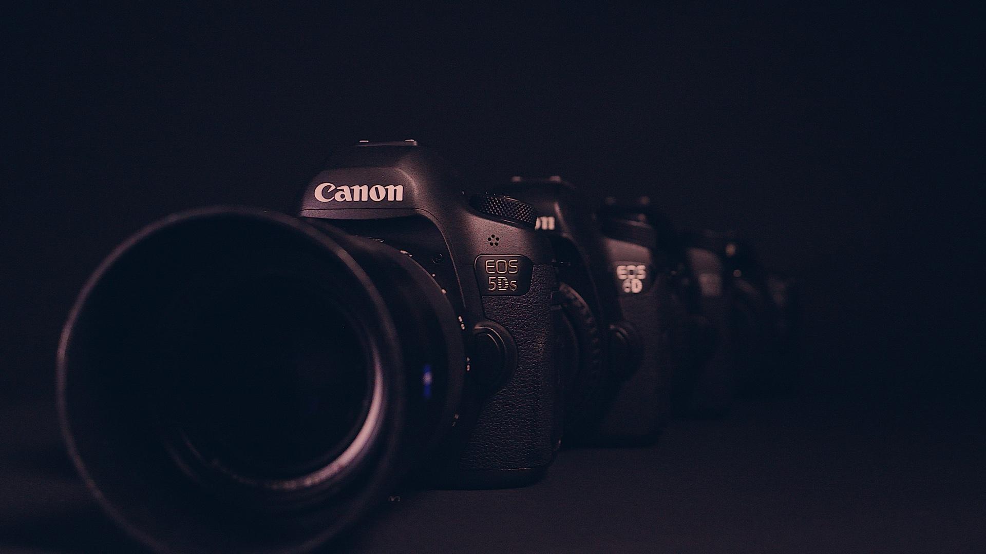 Unsere Kamerabodies.