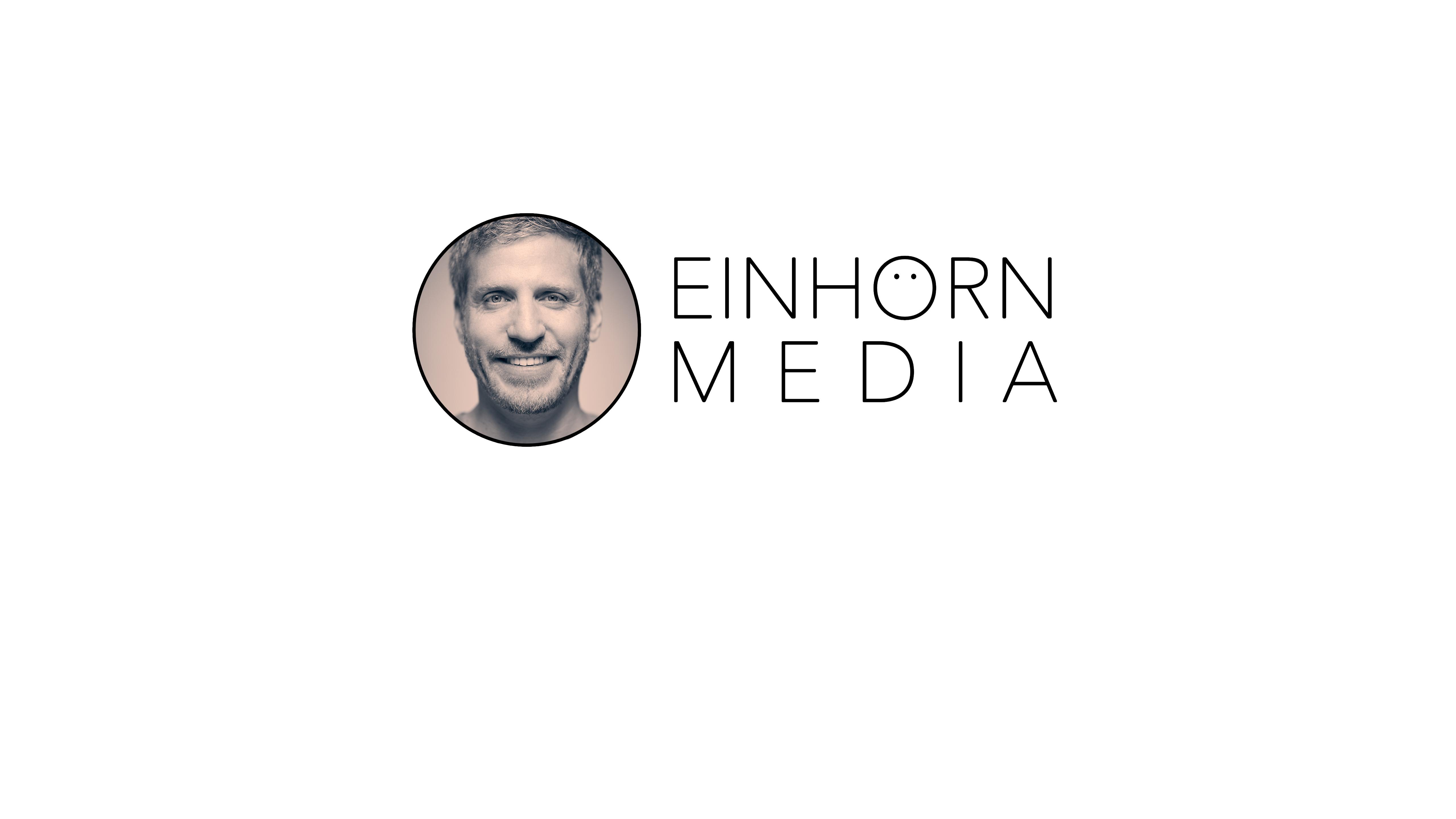 EINHÖRN MEDIA mit Foto